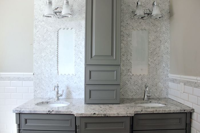 Bathroom Vanity Kraftmaid an interview with me! all about the new bathroom and my kraftmaid