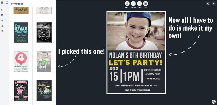 Its So Easy And Cheap To Make Your Own Stylish Printable Party Invitations Online No