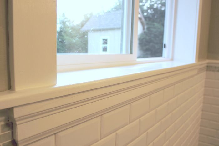 How To Use Paintable Caulking For Amazingly Perfect Window And Door Trim The Creek Line House