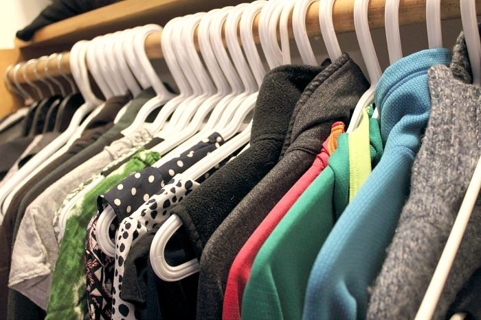 Simple Closet Organization Ideas Part - 36: Easy, Simple Closet Organization Ideas That Have Been Forgotten By Time And  The Companies That