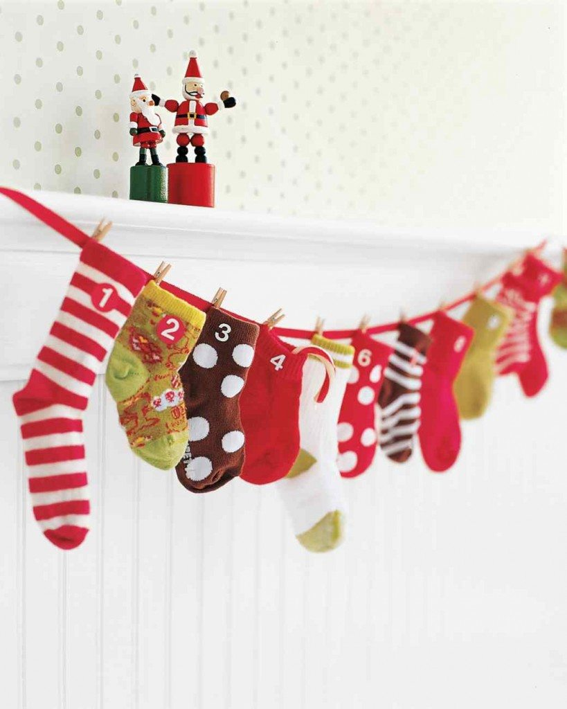 12 Advent Calendar ideas to make your countdown to Christmas extra special!