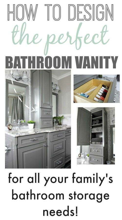 Marvelous How to get the most out of your new custom bathroom cabinetry and make sure it
