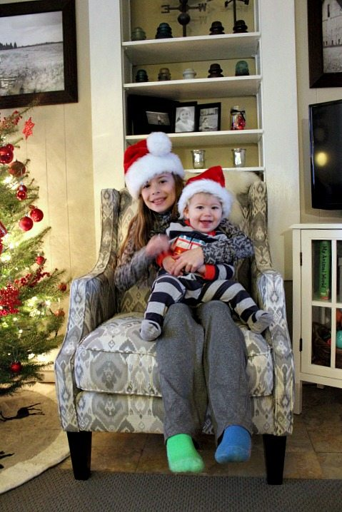 How our holiday traditions have been updated over the years to accommodate a growing family and busier schedules!