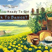 "That ""Back to Basics"" kind of lifestyle"
