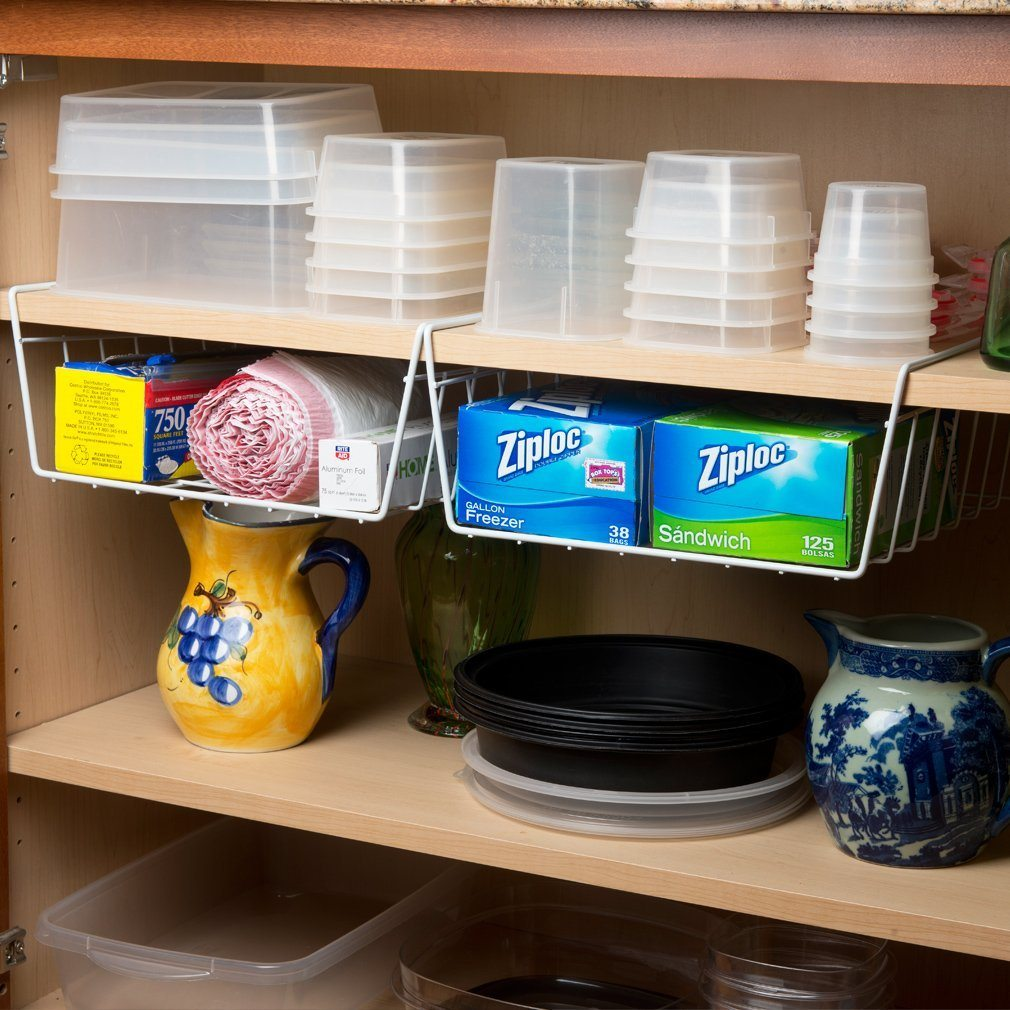 clever kitchen organizing supplies that will whip your space into