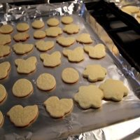 World's best and easiest cookie cut out recipe!