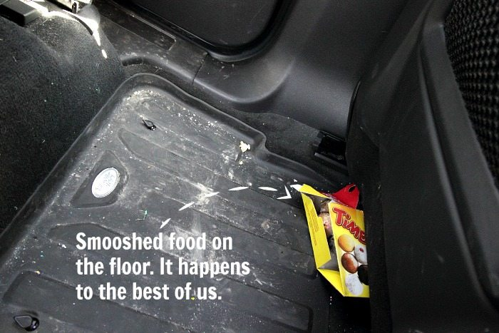 Car Interior Cleaning Tips - They Expect the Car to Get Messy and Don't Get in a Panic When it Does