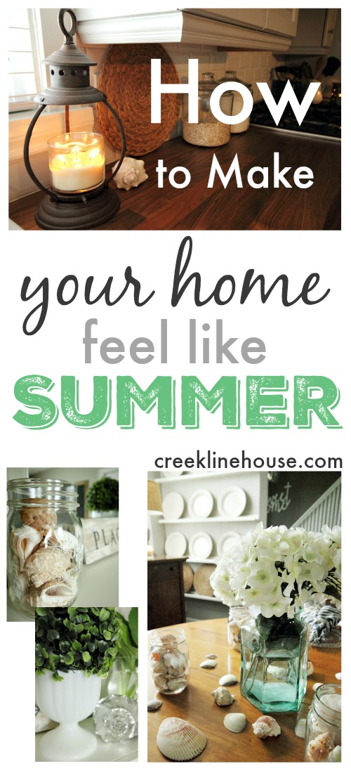 Tons of tips and inspiration for bringing that easy-breezy summer feeling to your home!