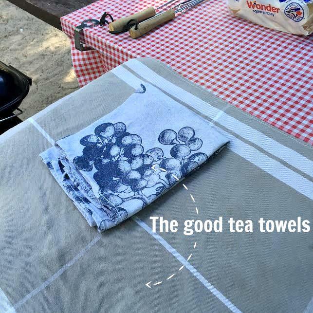 The good tea towels