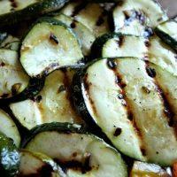 Marinated and Grilled Zucchini Recipe