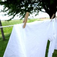 How to Line-Dry Laundry