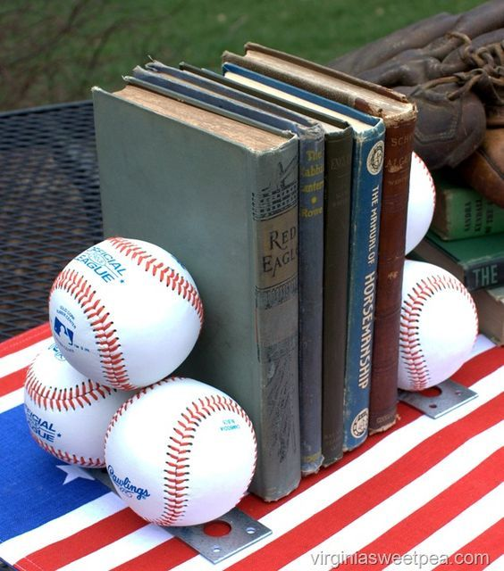 DIY Baseball Projects perfect for any baseball fan!