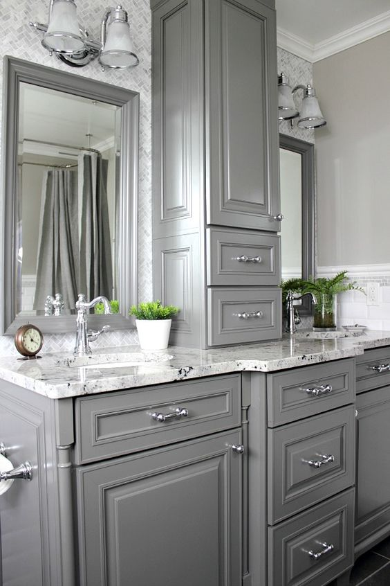 How To Build A Bathroom Vanity Just Like Ours The Creek Line House