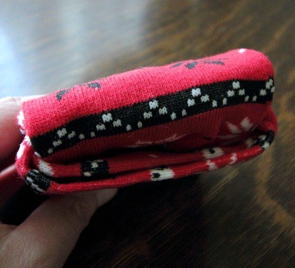 Properly Folded Socks