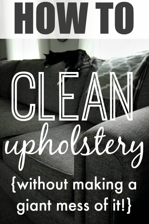 Knowing How To Properly Clean Upholstery Is So Useful When You Have Pets  And Kids!