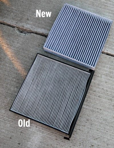 When To Change Air Filter >> How To Change Your Car S Cabin Air Filter The Creek Line House