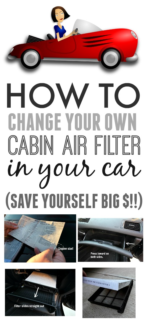 How To Change Your Car 39 S Cabin Air Filter The Creek
