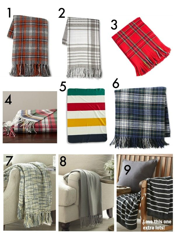 Cozy home essential finds for fall and winter!