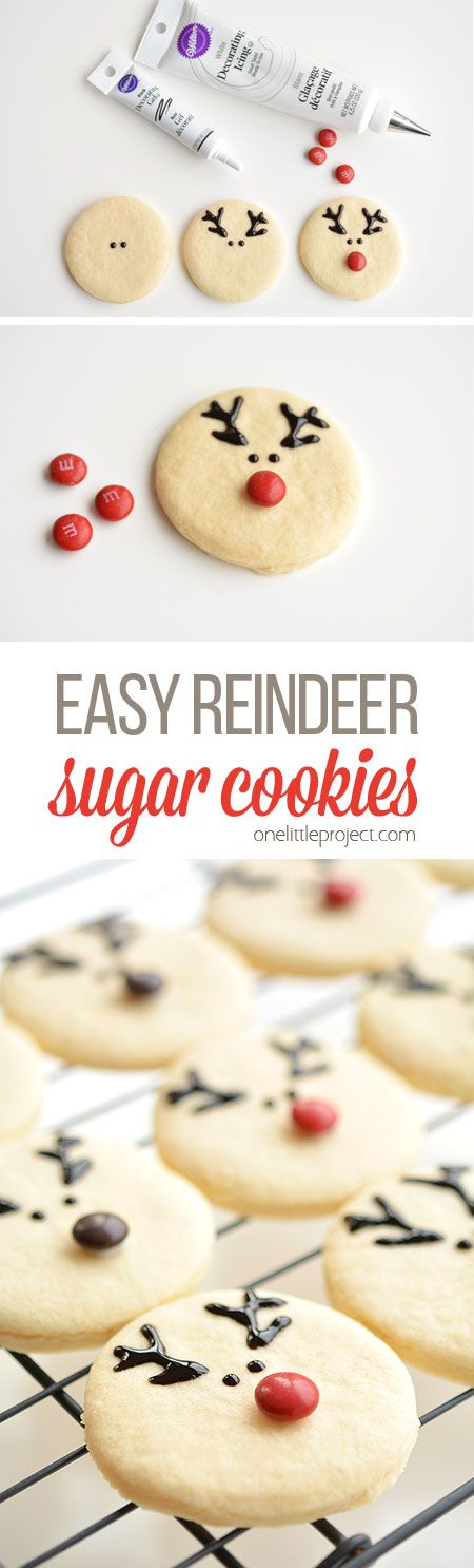 Easy Christmas cookie recipes and ideas for an outstanding Christmas cookie tray this year!