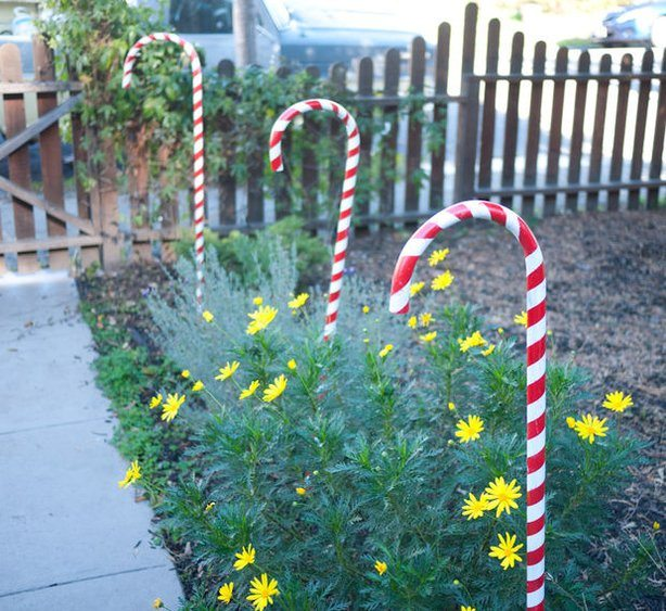 Homemade Christmas Yard Decorations: DIY Outdoor Christmas Decoration Ideas