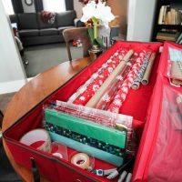 Christmas Organizing Ideas and Tricks