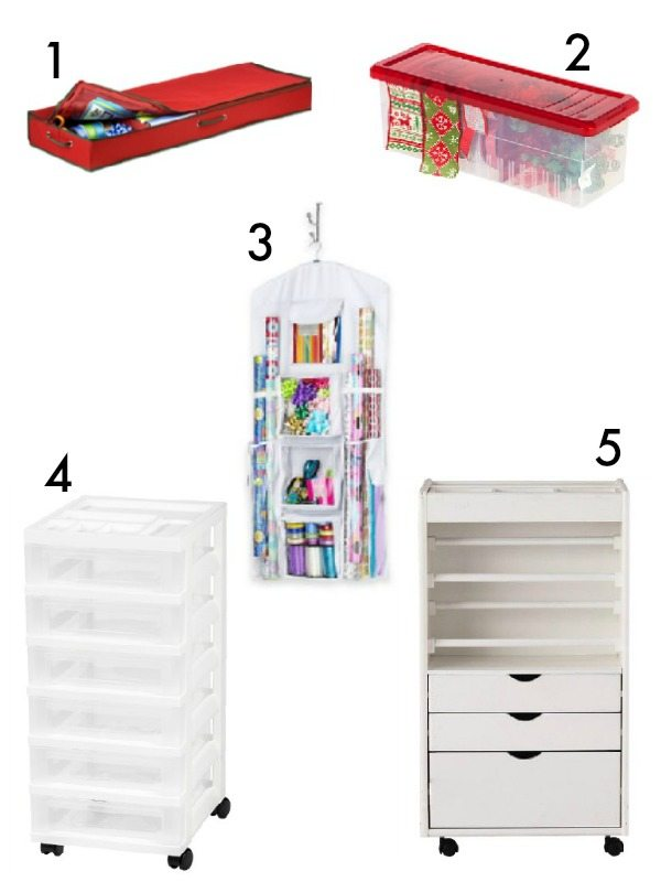 SO needed! Tricks and tools to help with Christmas Organization around the home!