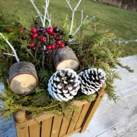 DIY Outdoor Christmas Decoration Ideas
