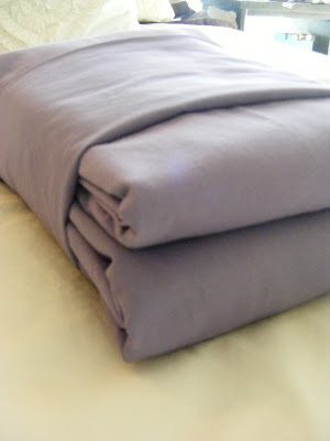 Folding Hacks - 4 ways to fold Bedsheets from Imperfect Homemaking