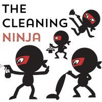 The Cleaning Ninja: One Week to Go!