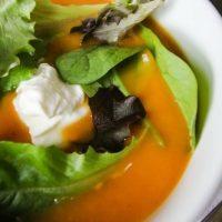Healthy Vadouvan Spice Sweet Potato Soup