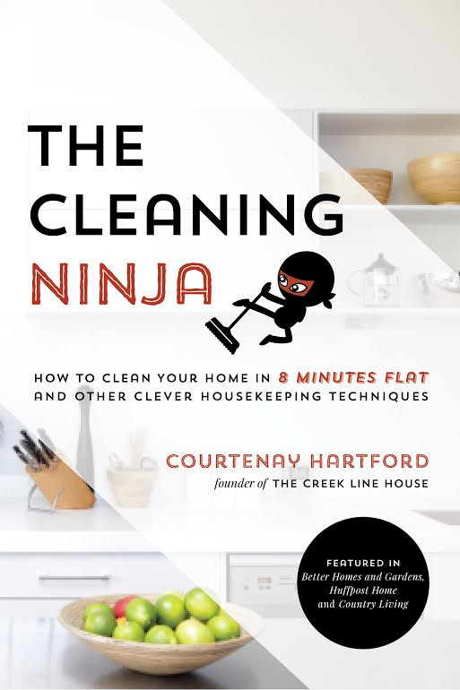 The Cleaning Ninja book available January 17th!