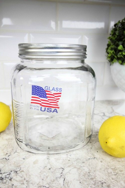If you've found that you've had a need for a way to keep lemons and limes fresh for longer, I'm here to help! This one really works!
