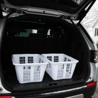 The Laundry Basket in the Trunk Trick