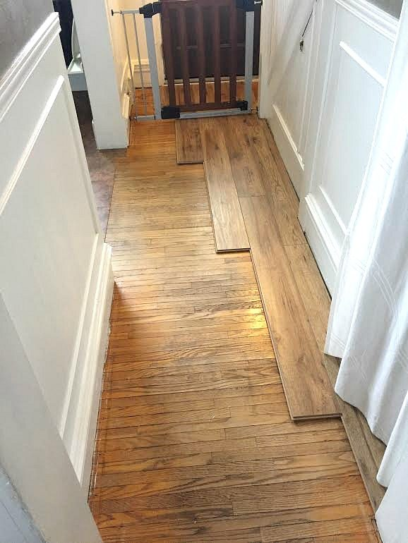 How to choose laminate flooring that you'll really love! Great tips to read before you purchase laminate flooring for your home!