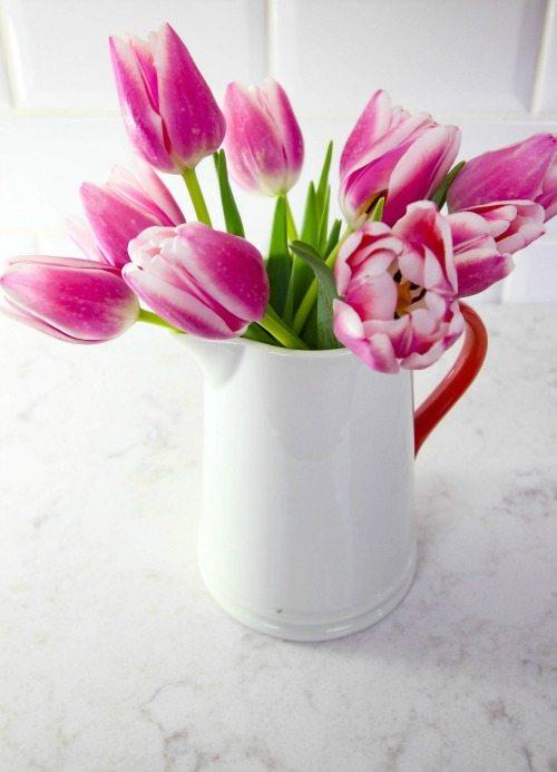 How to make cut flowers last longer the creek line house - Ways to make your flowers last longer ...