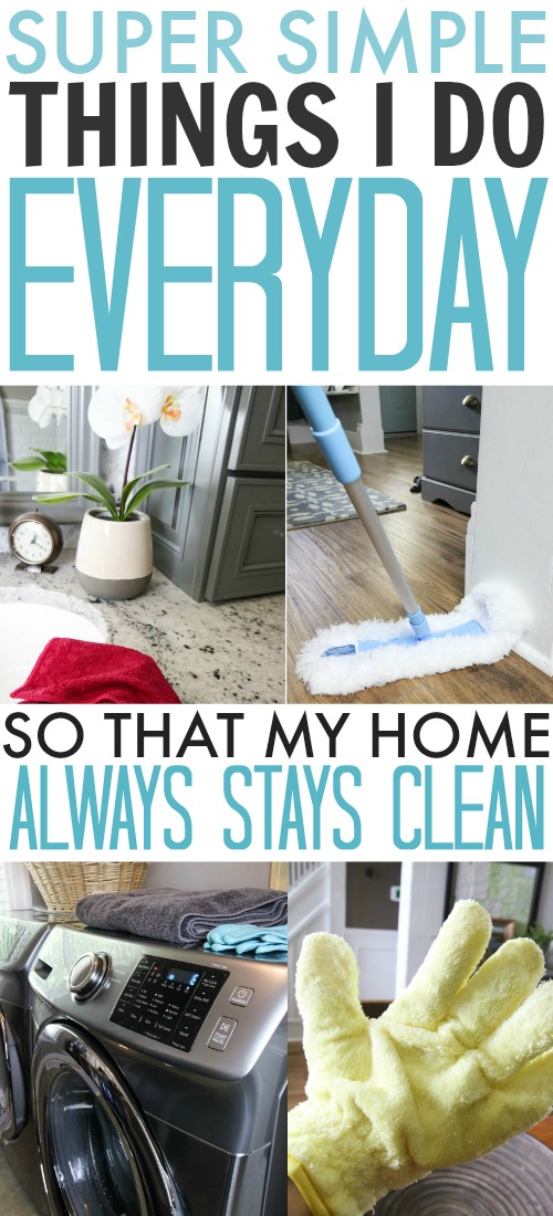 Simple Daily Tasks You Can Easily Complete That Will Make Your Home Feel Like It S Always