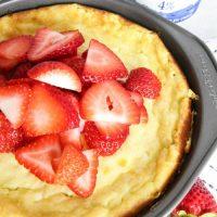 Easy Swedish Cottage Cheesecake Recipe (Ostkaka)