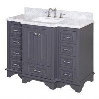Stunning Grey Bathroom Vanity Options