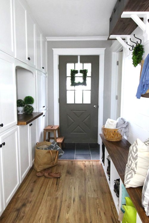 The mud room storage features that are actually worth your precious time and money!