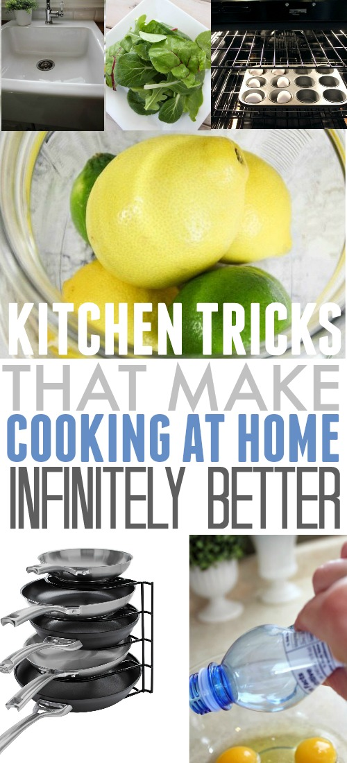 Kitchen Tricks That Make Life so Much Easier!