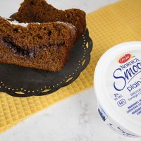 Pumpkin Cottage Cheese Coffee Cake
