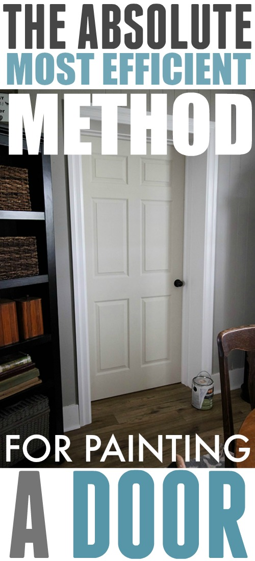 Painting interior doors is a great way to freshen up any indoor space. Get the job done quickly and done well with this step by step door painting guide.