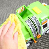 How to Clean Toys and Remove Germs Without Chemicals