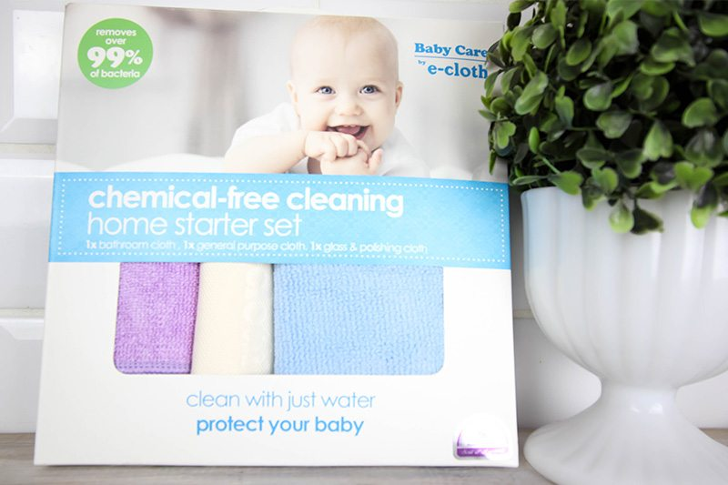 How to easily clean toys and remove germs and bacteria without harsh chemicals!