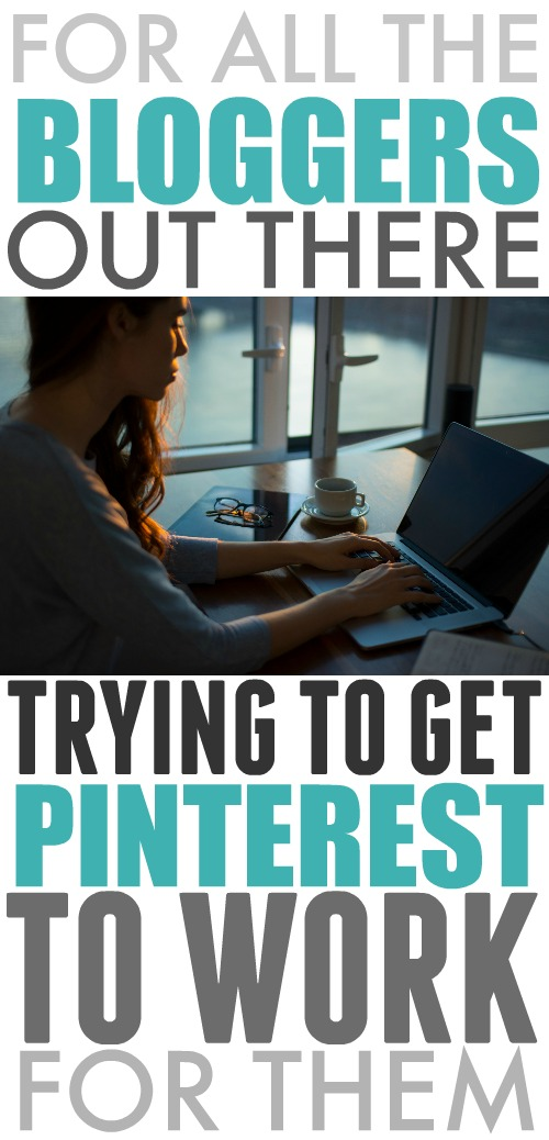 Tips, tricks, and strategies for Pinterest success for bloggers!