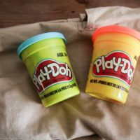 How to Clean Play Dough Out of Clothes