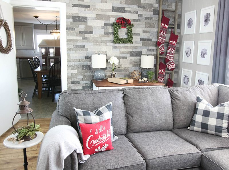 What Do You Think Of Our New Faux Stone Veneer Wall? Do You Have A Place In  Your Home Where Youu0027d Like To Install AirStone?
