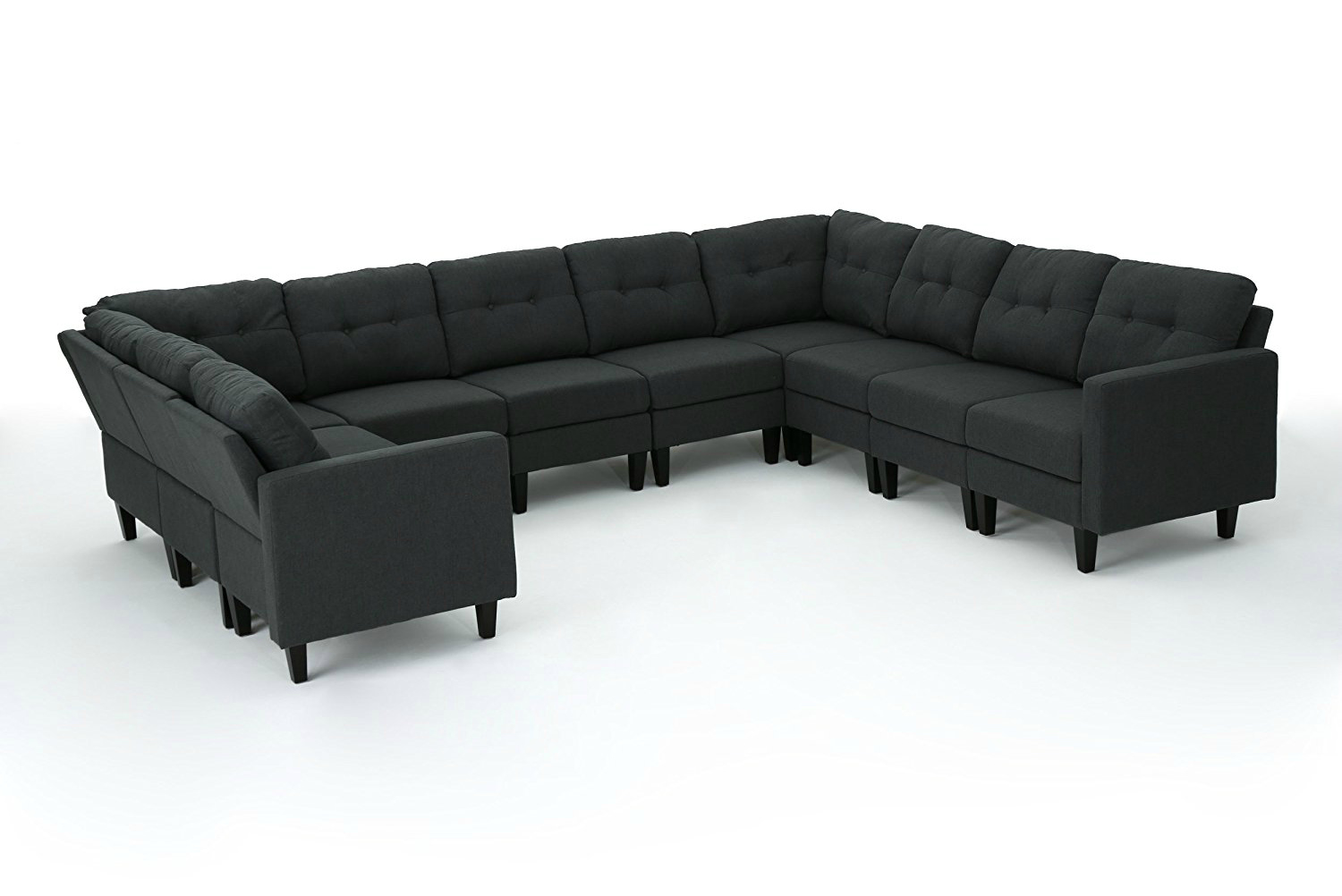 Affordable and Stylish Grey Sofa and Sectional Options (Something for Everyone!)