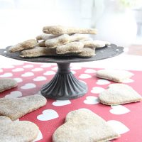 Simple Chia Seed Dog Treats Recipe