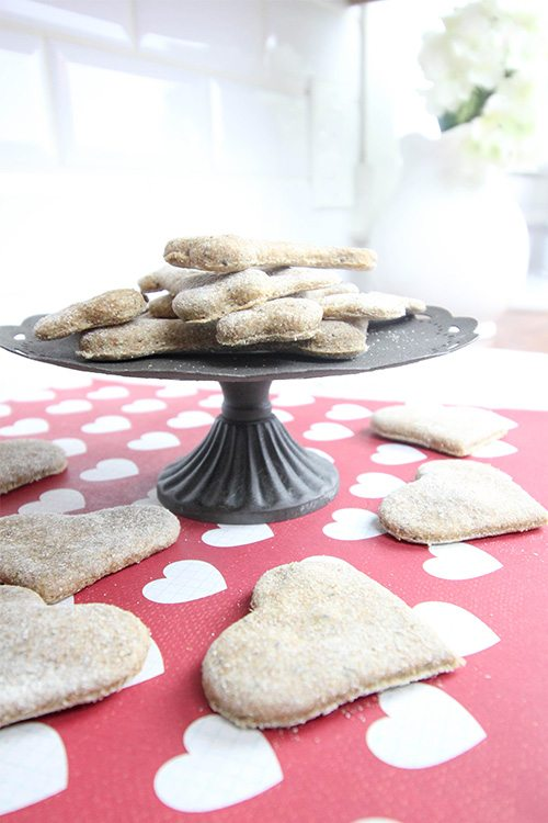 Chia Seed Dog Treats - Your dog will go crazy for these!